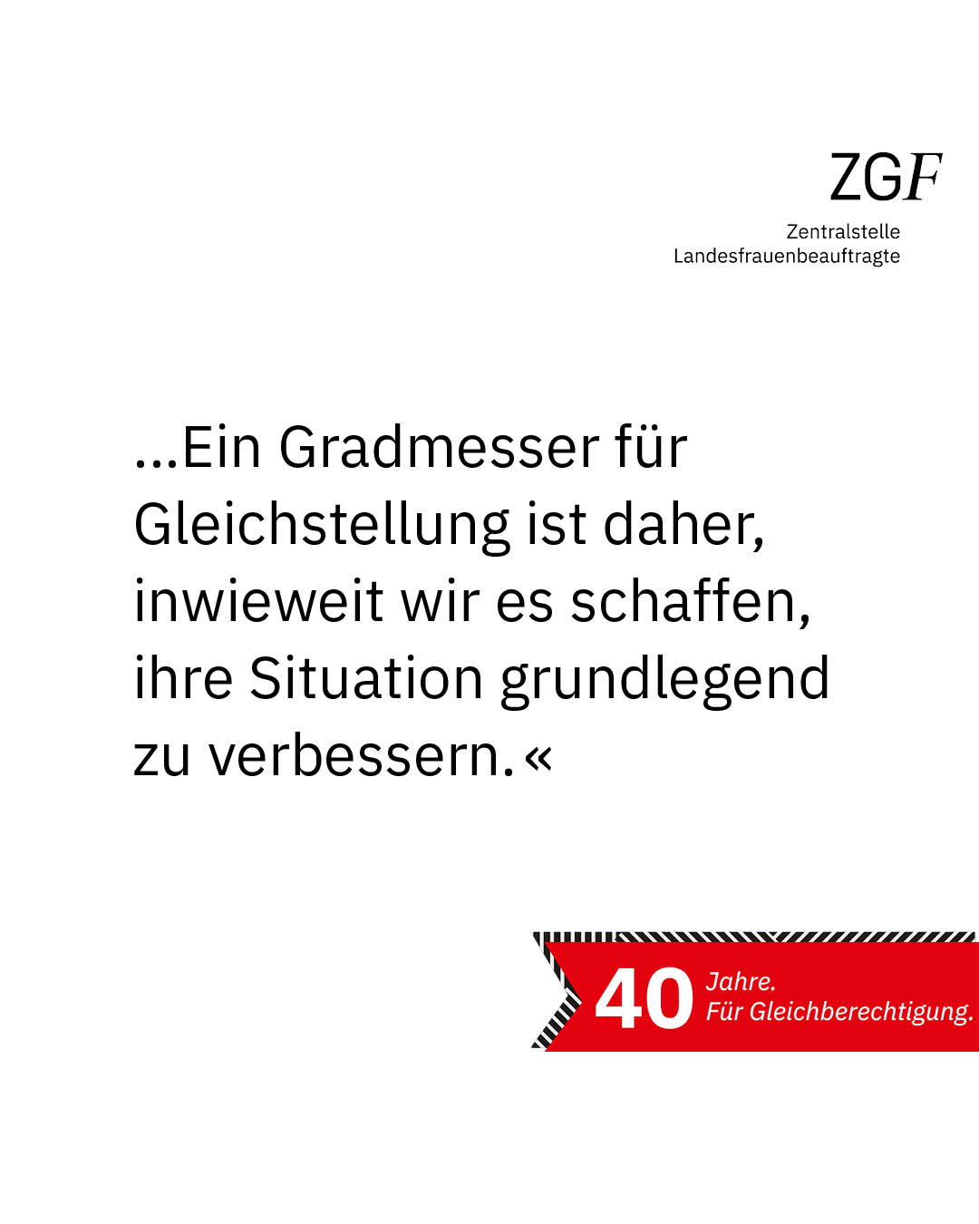 Statement 40 Jahre Gleichberechtigung, Henrike Müller, stellvertretende Vorsitzende der Fraktion Bündnis 90/Die Grünen, Bremische Bürgerschaft