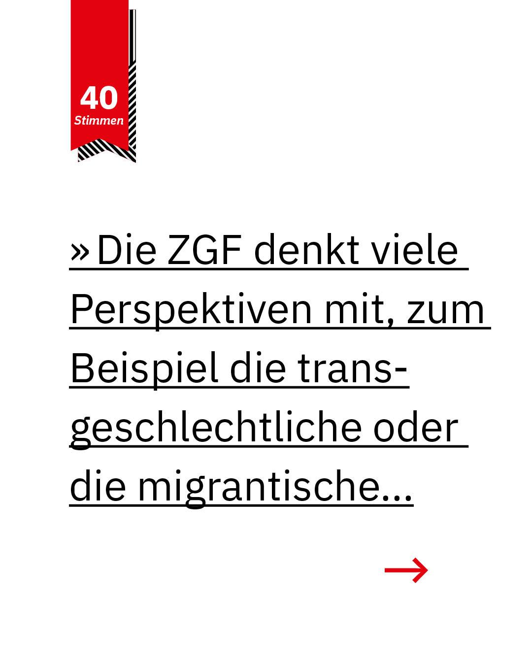 Statement 40 Jahre Gleichberechtigung,Maja Tegeler, MdBB, Die Linke